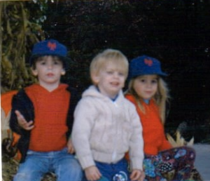 We were so cute!